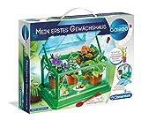Clementoni 69490 Galileo Science – Mein erstes Gewächshaus, Pflanzkasten & Samen für Mini-Gärtner und angehende Botaniker, Spielzeug für Kinder ab 8 Jahren