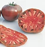 Ungarische Samen Tomate'Cherokee Purple' fruchtiges Aroma,von unserer ungarischen Farm samenfest, nur organische Dünger, KEINE Pesztizide, BIO hu-öko-01