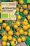 Samen Maier 817 Wildtomate Golden Currant (Bio-Tomatensamen)