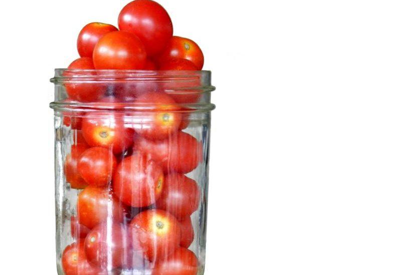 Tomaten haltbar machen